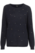 Embellished sweater from Topshop at Topshop