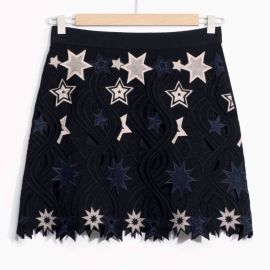 Embroidered Star Skirt by & Other Stories at & Other Stories
