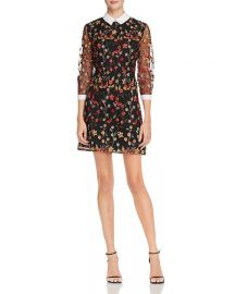 Embroidered Collared Dress by Aqua at Bloomingdales