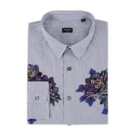 Embroidered Floral Shirt at Paul Smith