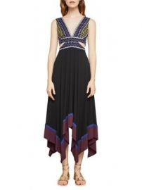 Embroidered Handkerchief Dress at Lord & Taylor