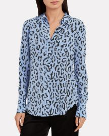 Emerson Leopard Shirt by A.L.C. at Intermix