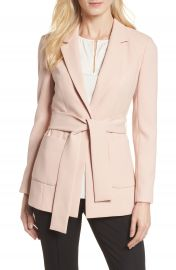 Emerson Rose Tie Waist Suit Jacket at Nordstrom