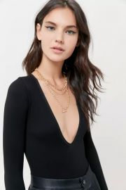 Emerson seamless bodysuit at Urban Outfitters