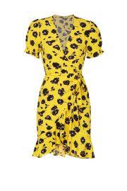 Emilia Wrap Dress by Diane von Furstenberg at Rent The Runway