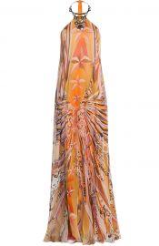 Emilio Pucci Maxi Dress at Stylebop