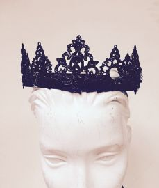 Emily Crown by MariannaHarutunian at Etsy