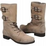 Emily's Steve Madden boots at Steve Madden