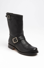 Emily's black boots at Nordstrom at Nordstrom