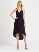 Emily's black dress at Saks at Saks Fifth Avenue