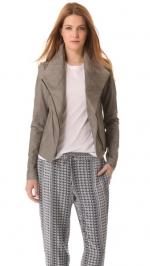 Emilys leather jacket at Shopbop at Shopbop