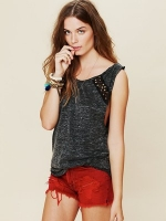 Emily's studded top at Free people at Free People