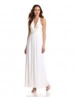 Emily's white gown at Amazon at Amazon