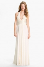 Emily's white gown at Nordstrom at Nordstrom