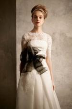 Emma Pillsburys wedding gown at Brides