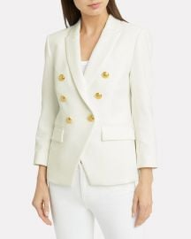 Empire Double-Breasted Blazer at Intermix