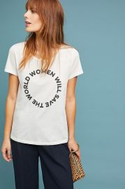 Empowerment Graphic Tee at Anthropologie