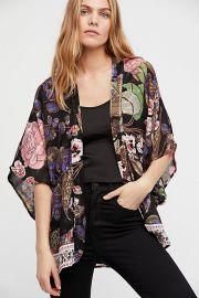 Enchanted Blooms Kimono at Free People