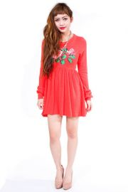 English Rose BabyDoll Dress at Wildfox