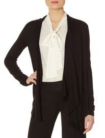 Epaulet Cardigan at The Limited