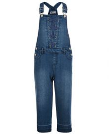 Epic Threads Big Girls Lace-Up Denim Overalls  Created for Macy s   Reviews - Dresses - Kids - Macy s at Macys