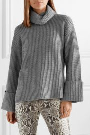 Equipment - Uma oversized wool and cashmere-blend turtleneck sweater at Net A Porter