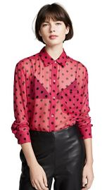 Equipment Daddy Daydream Dot Button Down at Shopbop