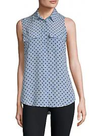Equipment - Retro Dot Top at Saks Fifth Avenue