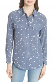 Equipment   x27 Starry Night  x27  Silk Shirt   Nordstrom at Nordstrom