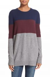 Equipment  Rei  Colorblock Cashmere Sweater at Nordstrom