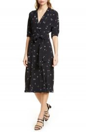 Equipment Anitone Wrap Dress   Nordstrom at Nordstrom