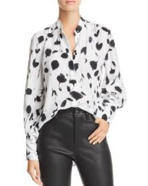 Equipment Boleyn Floral-Print Shirt Women - Bloomingdale s at Bloomingdales