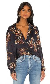 Equipment Danton Blouse in Eclipse Multi from Revolve com at Revolve