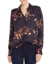 Equipment Danton Floral-Print Blouse Women - Bloomingdale s at Bloomingdales