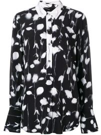 Equipment Eleonore Floral Print Shirt - Farfetch at Farfetch