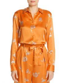Equipment Essential Floral Print Silk Top  Women - Bloomingdale s at Bloomingdales