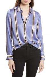Equipment Essential Print Silk Shirt at Nordstrom