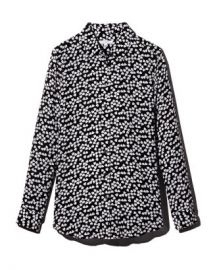 Equipment Essential Silk Heart Shirt Women - Bloomingdale s at Bloomingdales