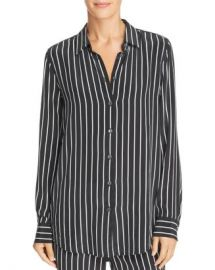 Equipment Essential Striped Silk Shirt Women - Bloomingdale s at Bloomingdales