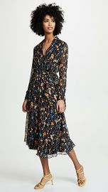 Equipment Fleurs Cascade Vivienne Dress at Shopbop