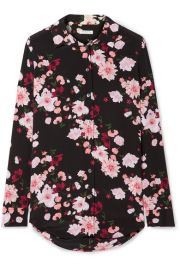 Equipment Floral Shirt at Net A Porter