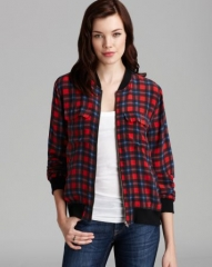 Equipment Jacket - Exclusive Abbot Bomber with Contrast at Bloomingdales