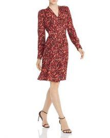 Equipment Jenesse Leopard Print Wrap Dress Women - Bloomingdale s at Bloomingdales