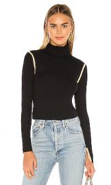 Equipment Mourelle Turtleneck in Eclipse from Revolve com at Revolve