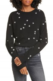 Equipment Nartelle Embroidered Star Sweater   Nordstrom at Nordstrom