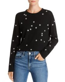 Equipment Nartelle Embroidered Star Sweater Women - Bloomingdale s at Bloomingdales