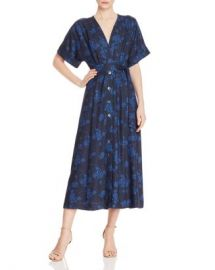 Equipment Nauman Floral-Print Maxi Dress Women - Bloomingdale s at Bloomingdales