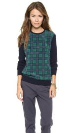 Equipment Roland Crew Neck Sweater at Shopbop