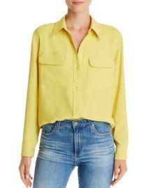 Equipment Signature Button-Down Shirt  Women - Bloomingdale s at Bloomingdales