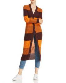 Equipment Verelle Striped Wool Long Cardigan Women - Bloomingdale s at Bloomingdales